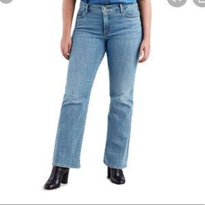 St john pay plus size jeans
